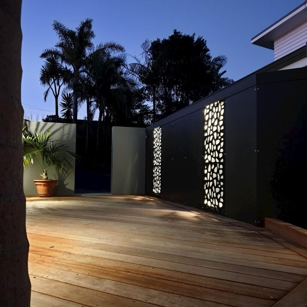 Backlit Decorative Screens – An Easy DIY Project