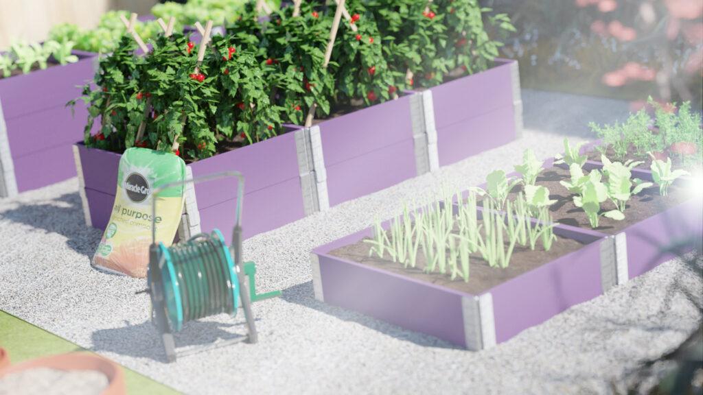Kitset Garden Beds – Get Creative with GardenStax
